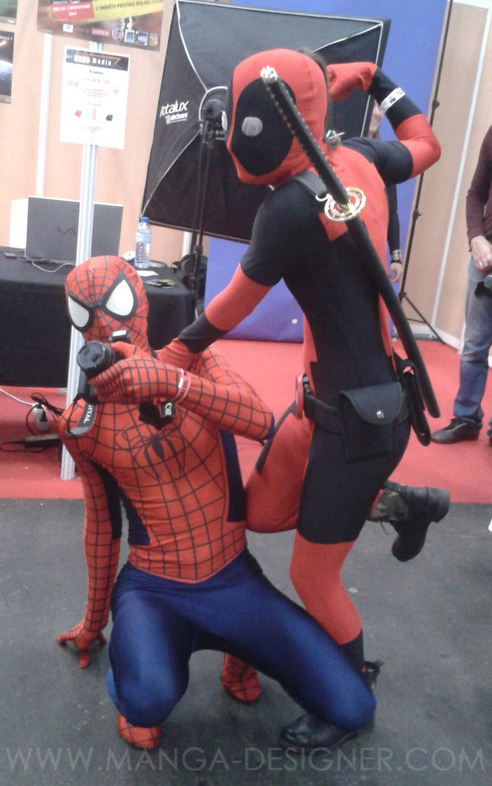 toulouse-game-show-spiderman-deadpool