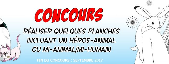 [OFF] Concours 2017 : Animal