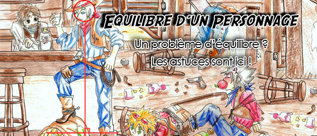 Equilibrer son Personnage/Animal
