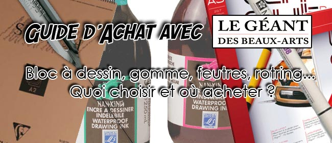 Guide d'Achat